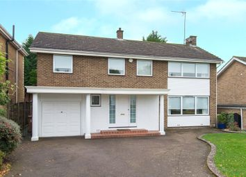 Thumbnail 4 bedroom detached house for sale in Starling Lane, Cuffley, Potters Bar, Hertfordshire