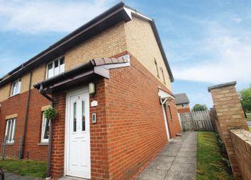 Thumbnail 1 bed flat for sale in Kintyre Drive, Coatbridge, Lanarkshire