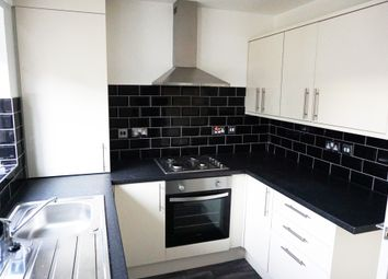 Thumbnail 2 bed flat to rent in Abbotsmeade Close, Newcastle Upon Tyne