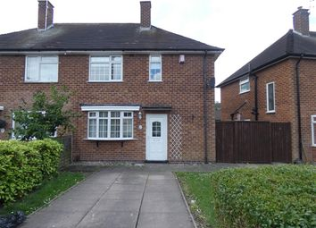 Thumbnail 3 bed semi-detached house for sale in Colesbourne Road, Solihull, Solihull
