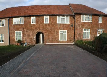 Thumbnail 3 bed terraced house for sale in Barnfield Road, Edgware, Middlesex