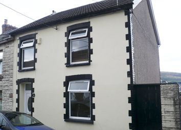 Thumbnail 5 bed end terrace house for sale in Penygraig -, Tonypandy