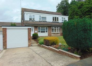 Thumbnail 3 bed semi-detached house for sale in Albatross Gardens, Selsdon, South Croydon