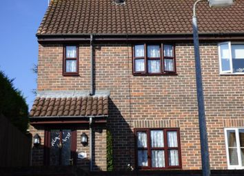 Thumbnail 2 bed end terrace house for sale in Kilnfield, Ongar, Essex