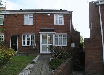 Thumbnail 2 bed end terrace house for sale in Dudley, Netherton, Weavers Rise