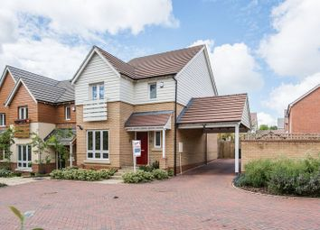 Thumbnail 3 bed detached house for sale in Welchman Court, Bletchley, Milton Keynes