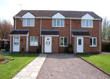Thumbnail 1 bed terraced house to rent in Home Meadow Lane, Redditch