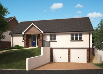 Thumbnail 3 bed detached bungalow for sale in Waterman At Chandler Park, Penryn