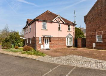 Thumbnail 2 bedroom semi-detached house for sale in Wheelwrights Close, Arundel, West Sussex
