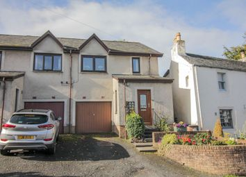 Thumbnail 3 bed semi-detached house for sale in Fore Road, Stirling
