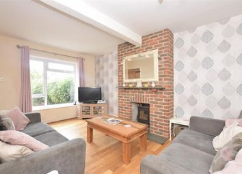 Thumbnail 3 bedroom terraced house for sale in Oving Road, Chichester, West Sussex