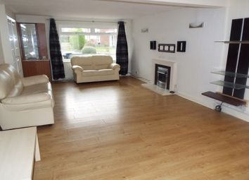 Thumbnail 5 bedroom property to rent in Hersham Close, Kingston Park, Newcastle Upon Tyne