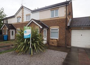 Thumbnail 2 bed town house for sale in Idas Close, Victoria Dock, Hull