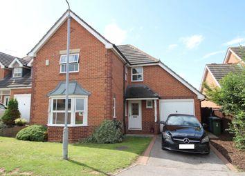 Thumbnail 4 bedroom detached house for sale in Woodlark Close, Gateford, Worksop
