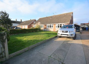 3 bed semi-detached bungalow for sale in Francis Road, Kessingland, Lowestoft NR33
