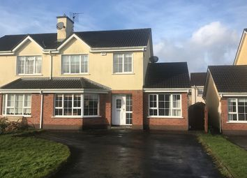 Thumbnail 4 bed semi-detached house for sale in 34 Carrig Dubh, Tobarteascain, Ennis, Clare