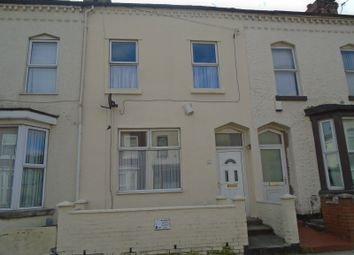 Thumbnail 3 bed terraced house to rent in Monastery Road, Liverpool, Merseyside