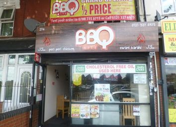 Thumbnail Retail premises for sale in Alum Rock Road, Birmingham