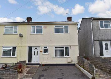 Thumbnail 3 bed end terrace house for sale in Wimbourne Crescent, Pencoed, Bridgend, Bridgend County.