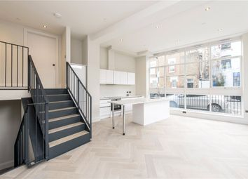 Thumbnail 2 bed flat for sale in Crabtree Lane, London