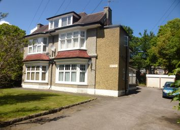 Thumbnail 1 bed flat for sale in Portchester Road, Bournemouth