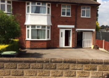 Thumbnail 4 bed semi-detached house to rent in Cator Lane, Beeston