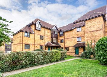 Thumbnail 1 bed flat for sale in Linwood Close, London