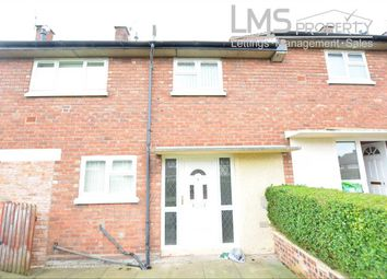 Thumbnail 3 bed terraced house to rent in Pulford Road, Winsford