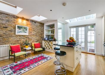 Thumbnail 4 bed terraced house to rent in Bronsart Road, London