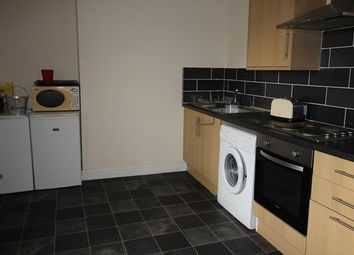 Thumbnail 1 bed flat to rent in High Street, Goldenhill, Stoke-On-Trent