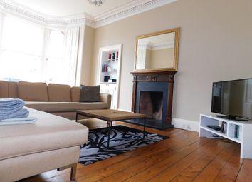 Thumbnail 2 bed flat to rent in Melgund Terrace, Edinburgh