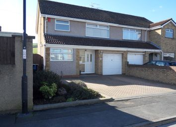 Thumbnail 3 bed semi-detached house to rent in Long Acre Road, Whitchurch