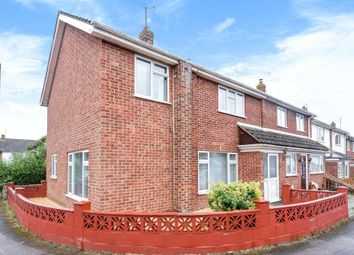 Thumbnail 3 bedroom end terrace house to rent in Marlborough Close, Littlemore, Oxford