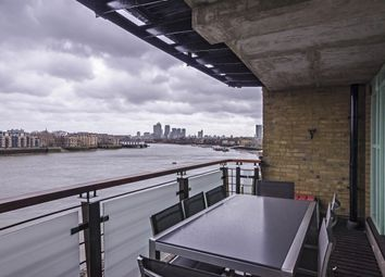 Thumbnail 2 bed flat to rent in Riverview Heights, Bermondsey Wall West, London
