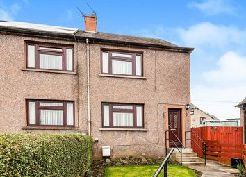 Thumbnail 2 bed terraced house for sale in Woodburn Grove, Dalkeith