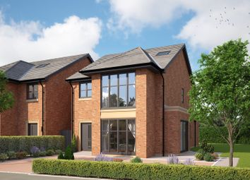 Thumbnail 5 bed detached house for sale in Ladybridge Road, Cheadle Hulme, Cheadle