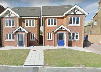 Thumbnail 5 bed terraced house for sale in Old Road West, Gravesend