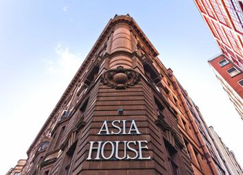 Thumbnail 2 bed flat for sale in Asia House, 82 Princess Street, Manchester