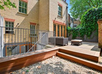Thumbnail 5 bed mews house to rent in Wigmore Place, Marylebone Village, London