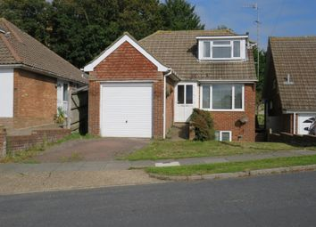 Thumbnail 4 bed detached house for sale in The Brow, Brighton