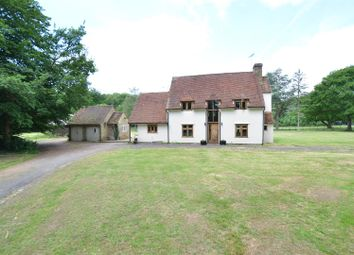 Thumbnail 3 bed equestrian property for sale in Leywood Road, Meopham, Gravesend