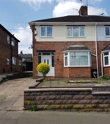 Thumbnail 3 bed semi-detached house to rent in Chell Green Avenue, Chell, Stoke-On-Trent