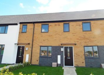 Thumbnail 2 bed end terrace house for sale in Belgrave Riverside, Ross Walk, Leicester