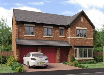 "Thumbnail 5 bed detached house for sale in ""The Buttermere"" at School Aycliffe, Newton Aycliffe"