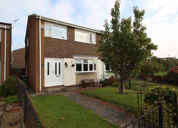 Thumbnail 3 bed semi-detached house for sale in Pennington Close, Stockton-On-Tees, Cleveland