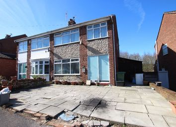Thumbnail 3 bed semi-detached house for sale in Thornham Avenue, St. Helens