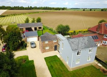Thumbnail 5 bed detached house for sale in Pilleys Lane, Boston, Lincs, England