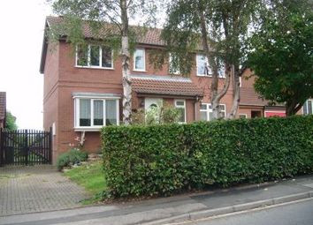 Thumbnail 3 bed semi-detached house to rent in Hovingham Drive, Scarborough