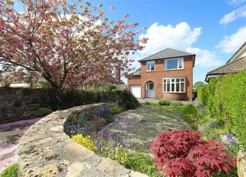 Thumbnail 4 bed detached house for sale in Church Road, Northop, Flintshire