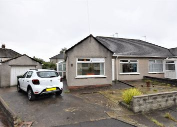 Thumbnail 2 bedroom semi-detached bungalow for sale in Lon-Y-Nant, Rhiwbina, Cardiff.